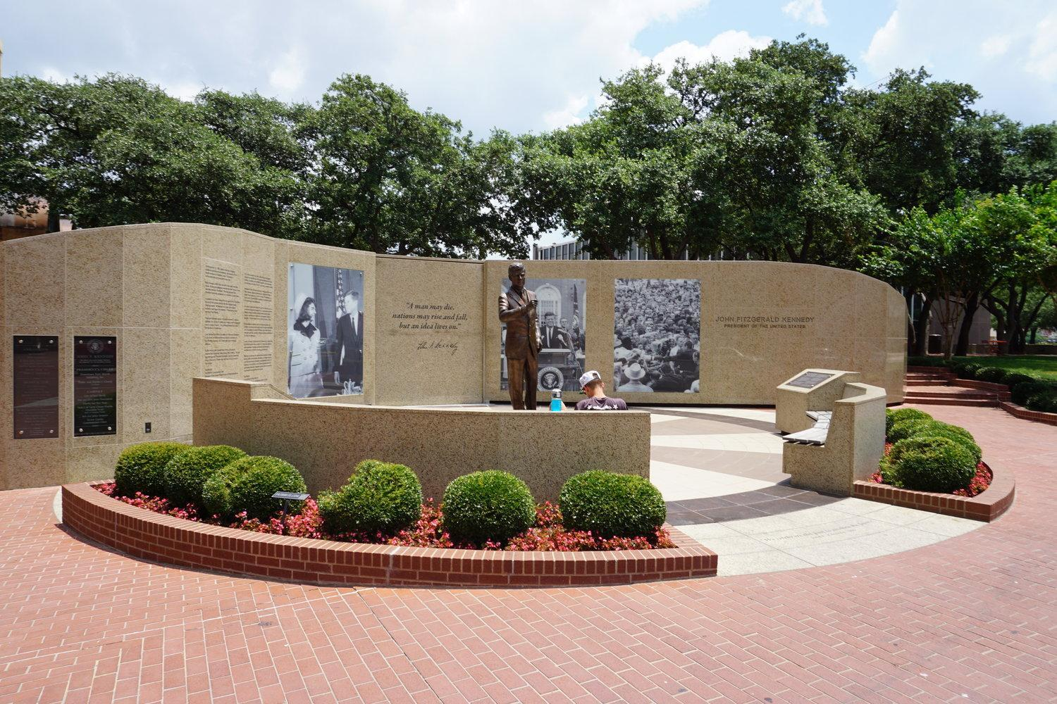 JFK Tribute - Fort Worth